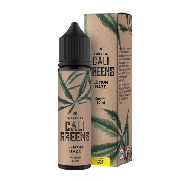 Cali Greens - Lemon Haze 50ml Liquid