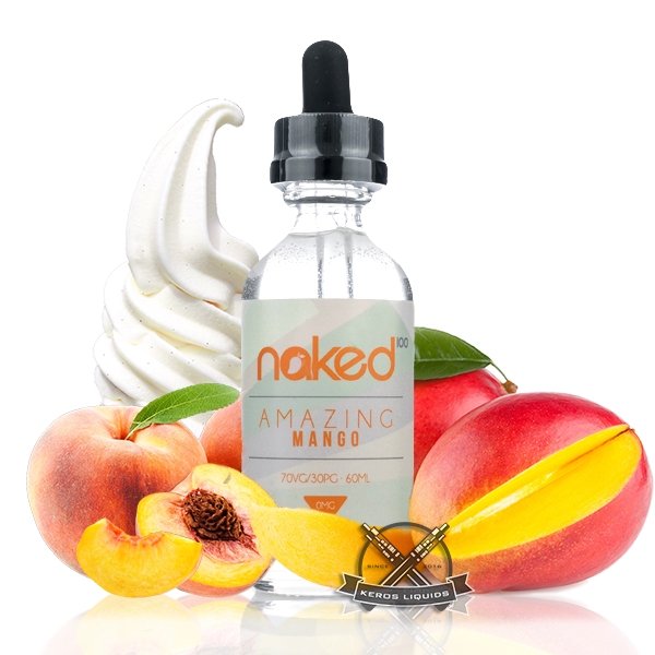 Naked 100 - Amazing Mango Plus