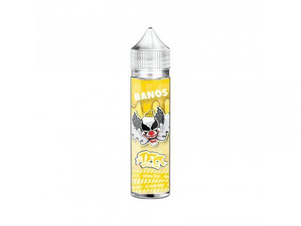 The Fog Clown - Ice Cream Series - Banos 50ml Liquid
