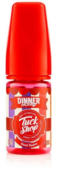 Dinner Lady - Tuck Shop Sweet Fusion Liquid 25 ml