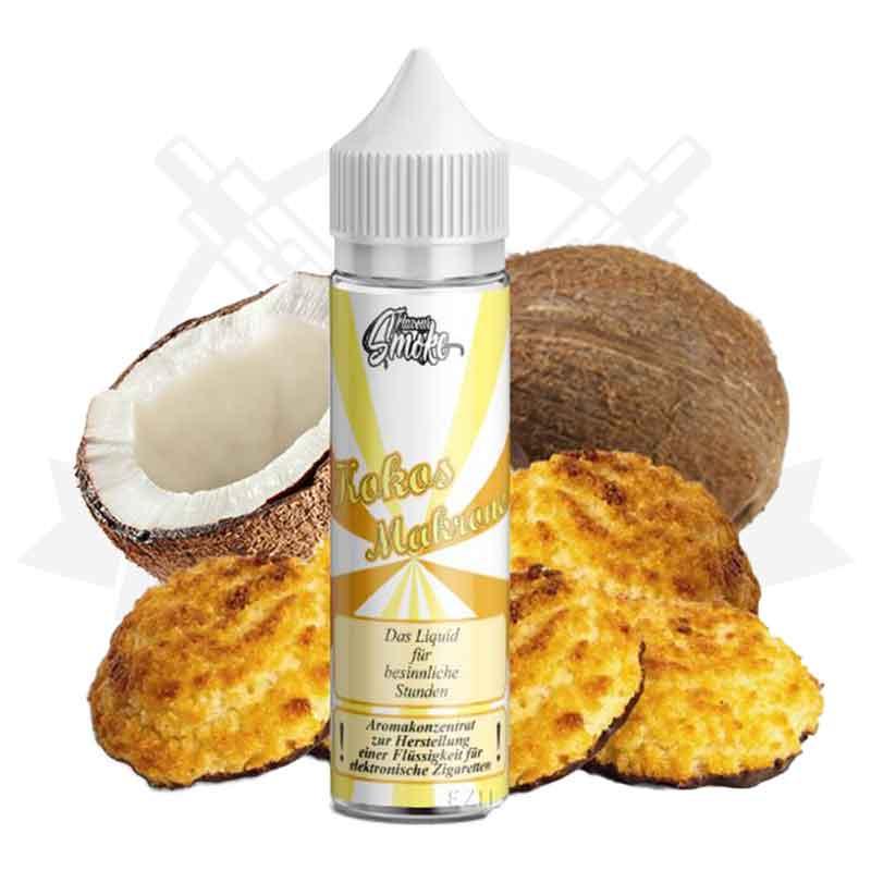 Flavour-Smoke-Kokos-Makrone-Aroma