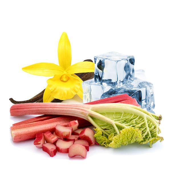 Dark Burner - Rhubarb Ice Pops