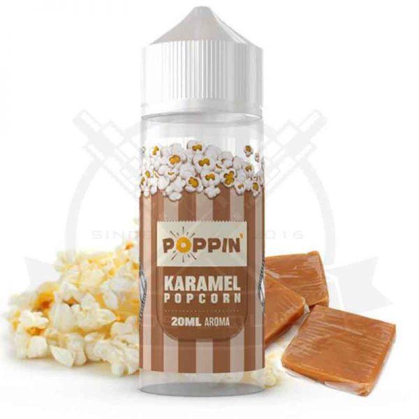 Poppin Karamel Popcorn Aroma 20ml