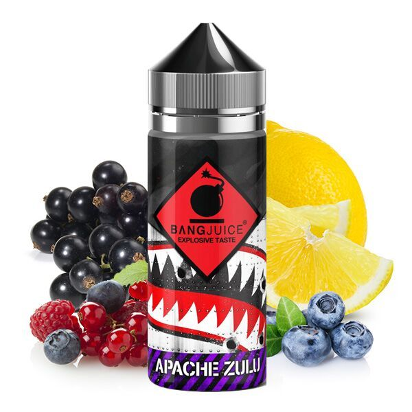 Bangjuice Devision - Apache Zulu Aroma 30ml