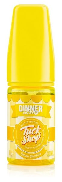 Dinner Lady - Tuck Shop Lemon Sherbts Liquid 25 ml