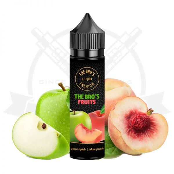 The Bro`s Fruits Green Apple White Peach Aroma