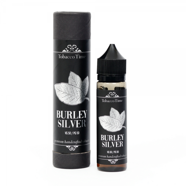 Tobacco Time - Burley Silver 20ml Mix´n Vape Aroma