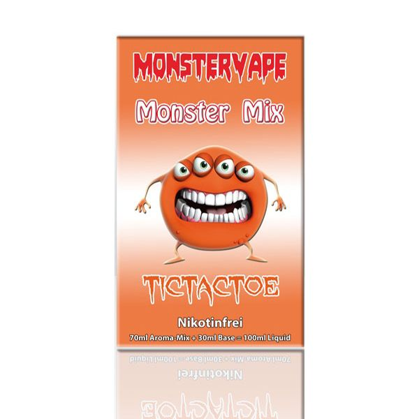 Monster Mix - Mix 'n Vape - TicTacToe