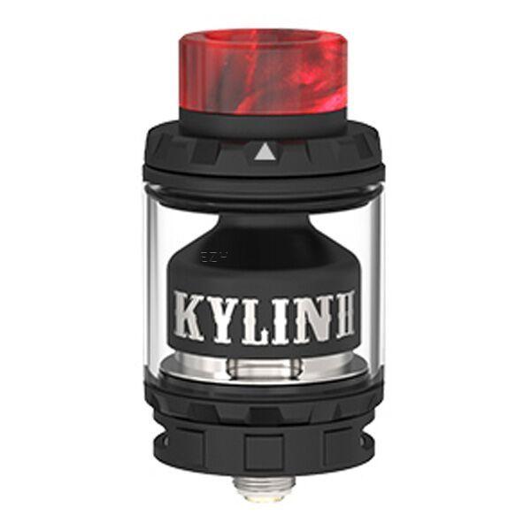 Vandy Vape - Kylin V2 RTA Selbstwickler Tank matt schwarz.