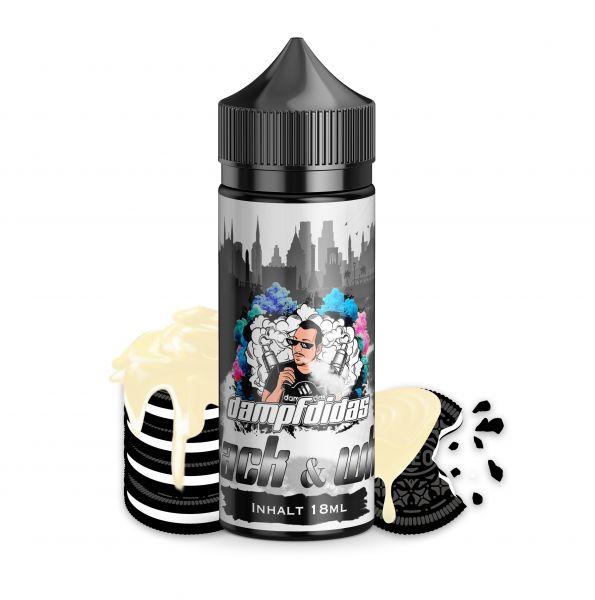 Dampfdidas - Black & White 18ml Aroma