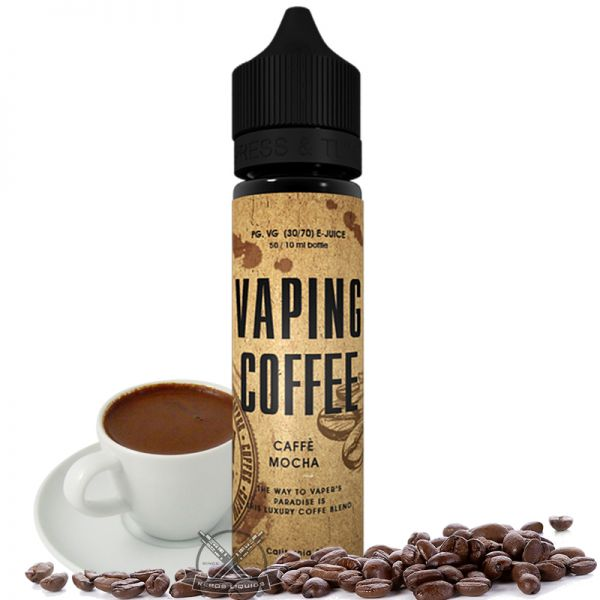 VoVan - Vaping Coffee - Caffé Mocha Plus