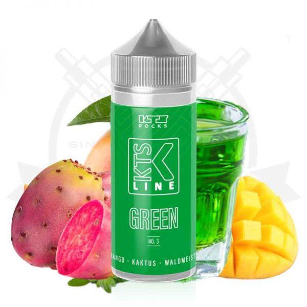 KTS Line Green No.3 Aroma 30ml