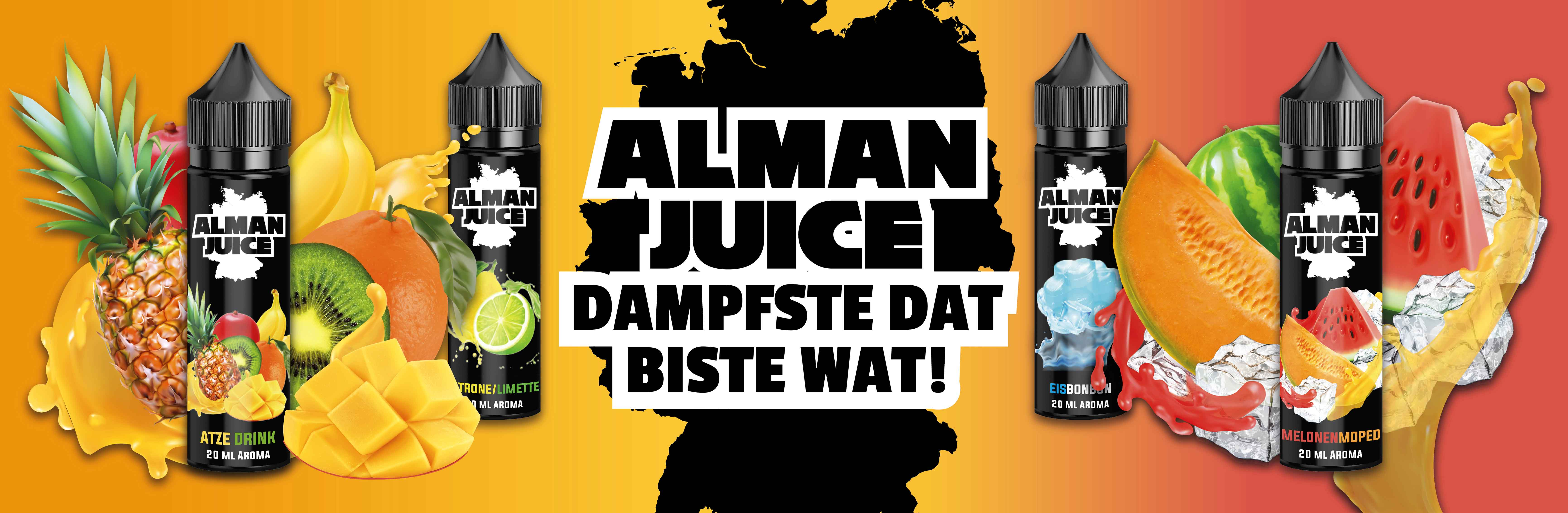 Alman-Juice-Aromen