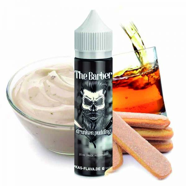 The Barber Drunken Pudding Aroma 20ml
