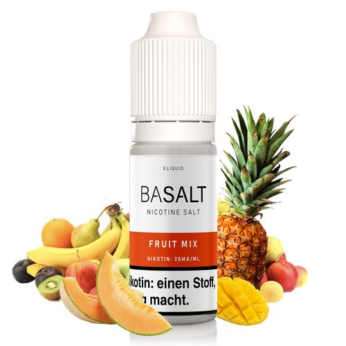 BaSalt - Fruit Mix 10ml 20mg Liquid