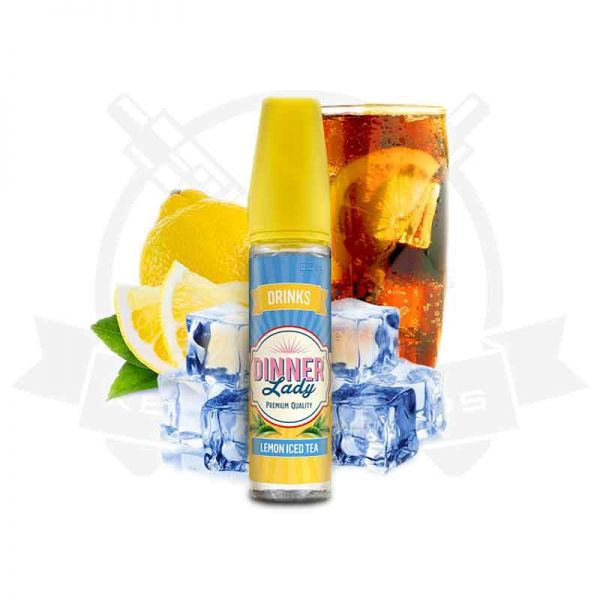 Dinner Lady Drinks Lemon Ice Tea Aroma 20ml