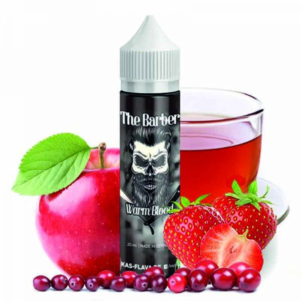 The Barber Warm Blood Aroma 20ml