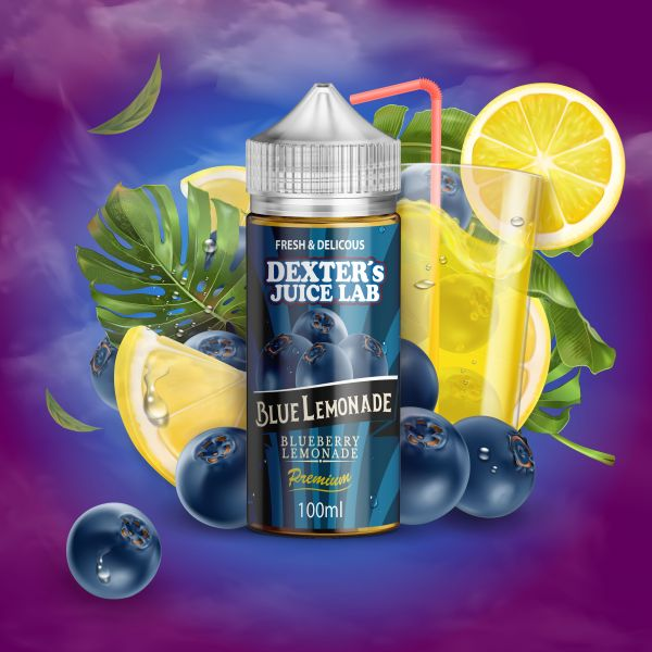 Dexter - Blue Lemonade Liquid 100ml