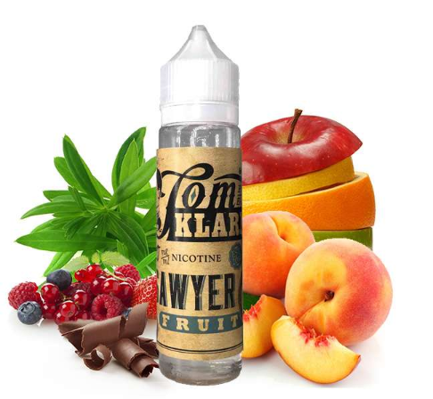 Tom Klark's - Tom Sawyer - Fruchtig 60ml 6 mg