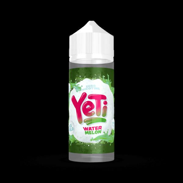 Yeti - Watermelon 100ml Liquid