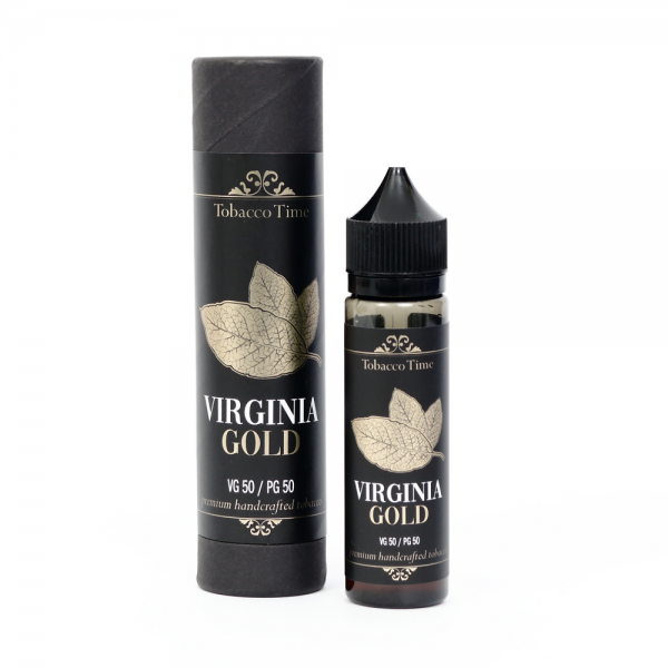 Tobacco Time - Virginia Gold 20ml Mix´n Vape Aroma