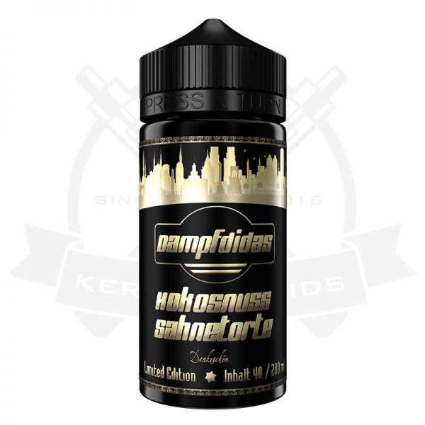 Dampfdidas Kokosnuss Sahnetorte Limited Edition 40ml Aroma
