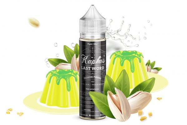 Kapka's Flava - Last Word 50ml Plus