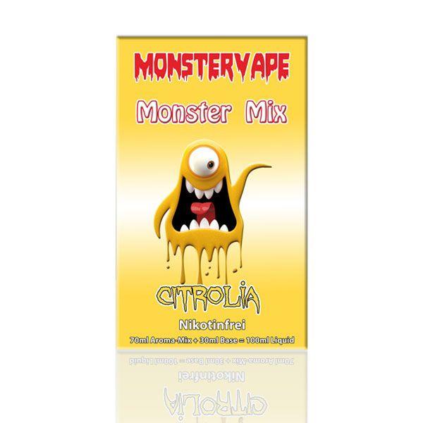 Monster Mix - Mix 'n Vape - Citrolia