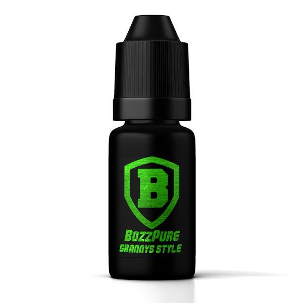 BozzPure - Grannys Style - Aroma