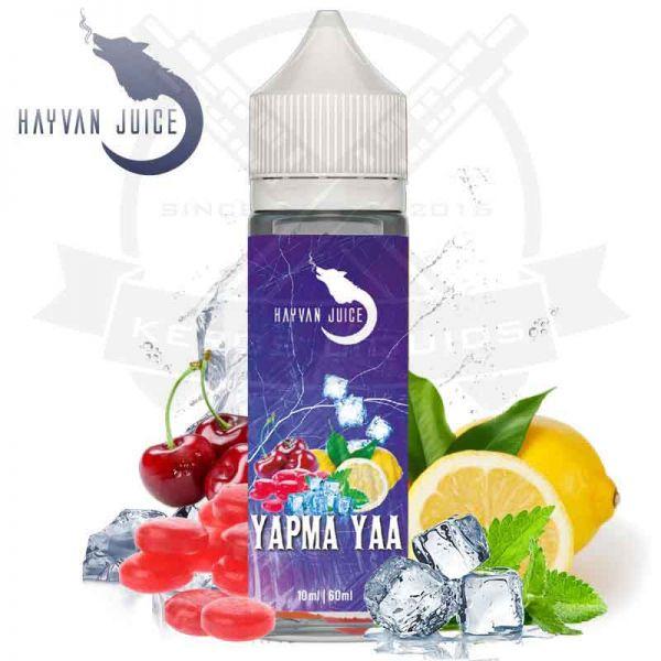 Hayvan Juice Yapma Yaa Aroma