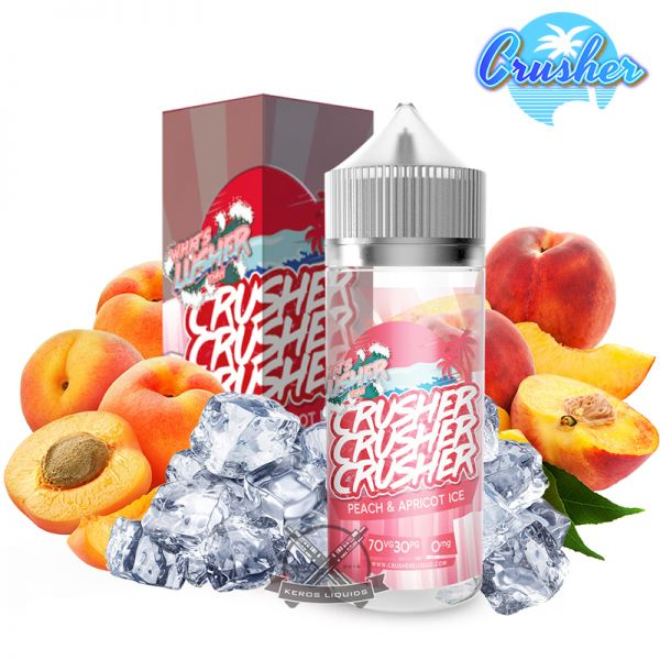 Crusher - Peach & Apricot Ice
