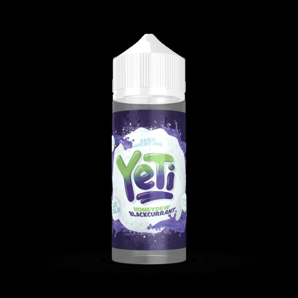 Yeti - Honeydew Blackcurrant 100ml Liquid