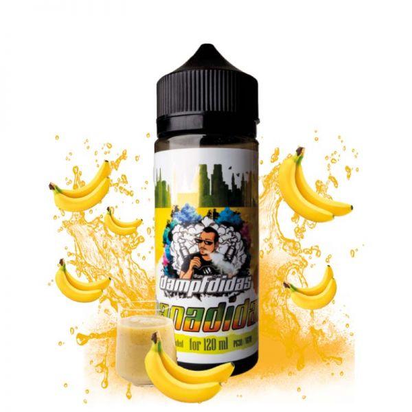 Dampfdidas Aroma -  Bananidas 18 ml