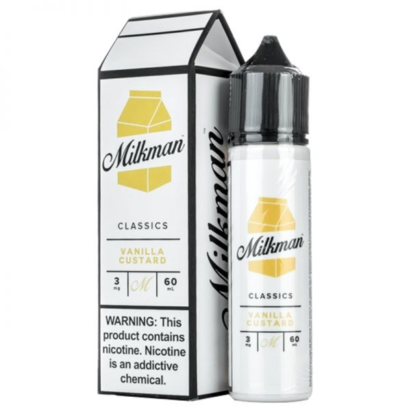The Milkman Classics - Vanilla Custard 50 ml