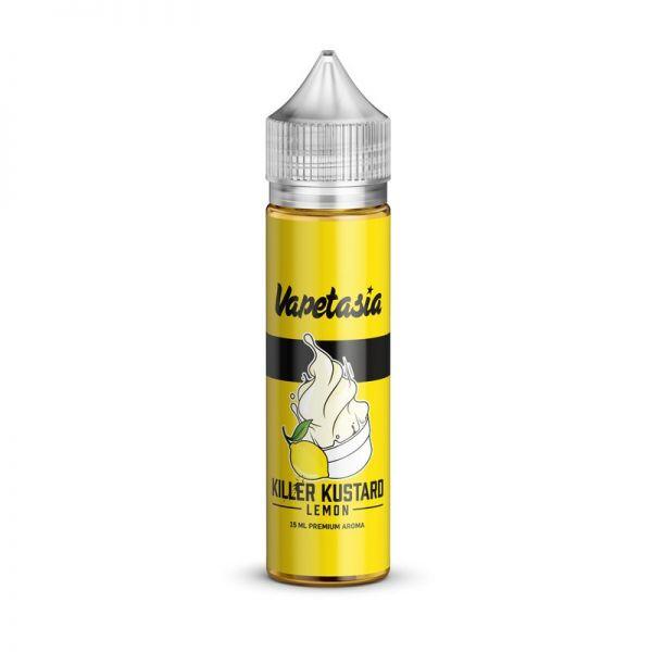 Vapetasia - Killer Kustard Lemon - 15 ml Aroma