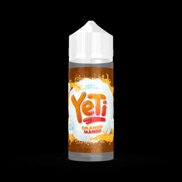Yeti - Orange Mango 100ml Liquid