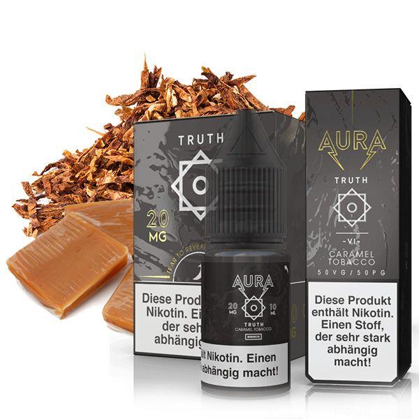 Aura - Truth Nikotinsalz Liquid 10ml 20mg