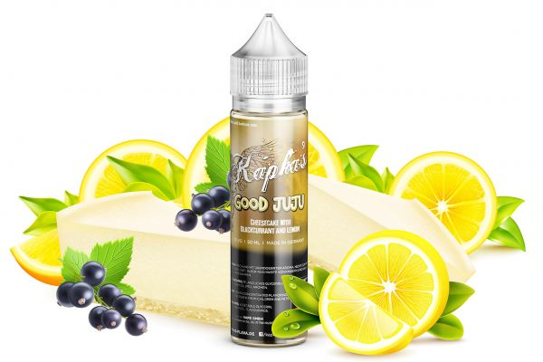 Kapka's Flava - Good Juju Liquid 50ml