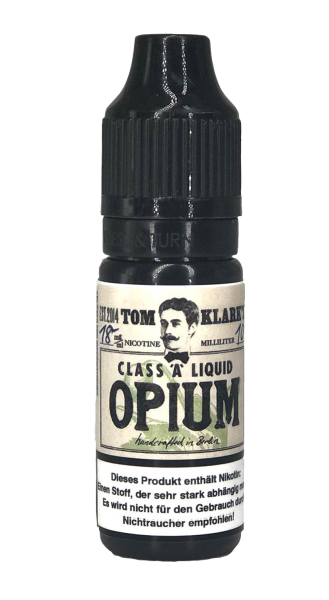 Tom Klark`s - Opium Liquid 10ml