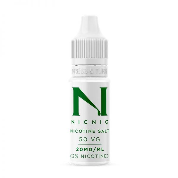 NICNIC - Nikotinsalz Shot 20mg/ml 10ml
