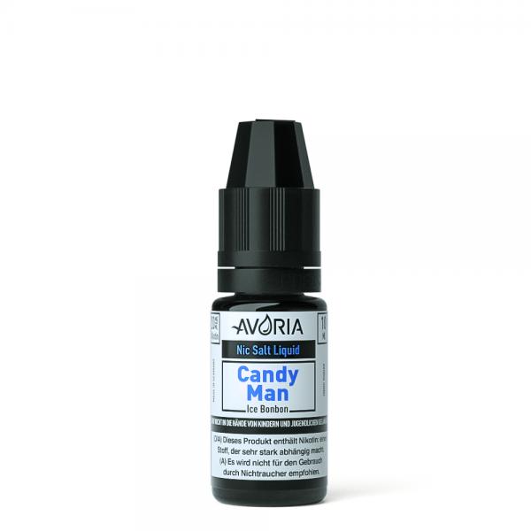 Avoria - Nic Salt Liquid - Candy Man 20mg