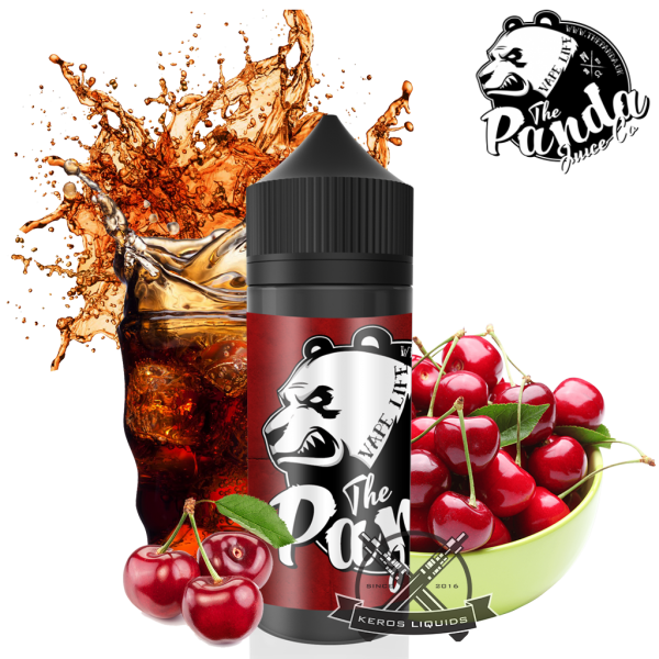 Panda Juice Co. - Cherry Cola Plus