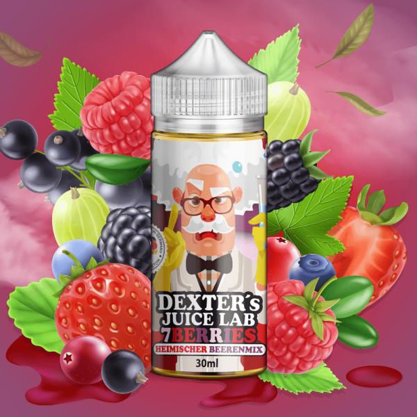 Dexter´s Juice Lab - 7Berries Aroma 30ml