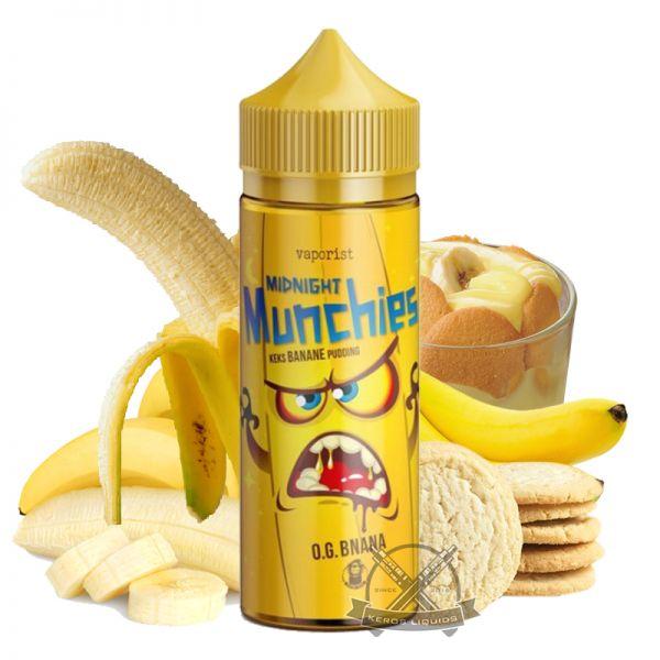 Vaporist - Midnight Munchies - O.G. Banana