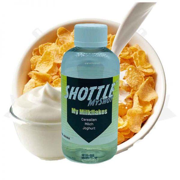 Shottle MyShot My Milkflakes 50ml Aroma