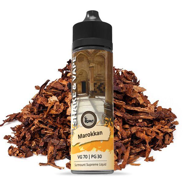 Surmount - Marokkan Premium Liquid 40ml