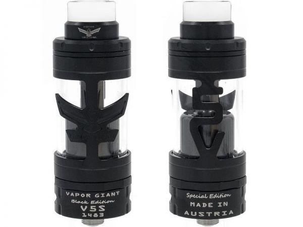 Vapor Gianbt V5s Black Edition RTA