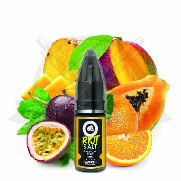 Riot Squad Tropical Fury Nikotinsalz Liquid