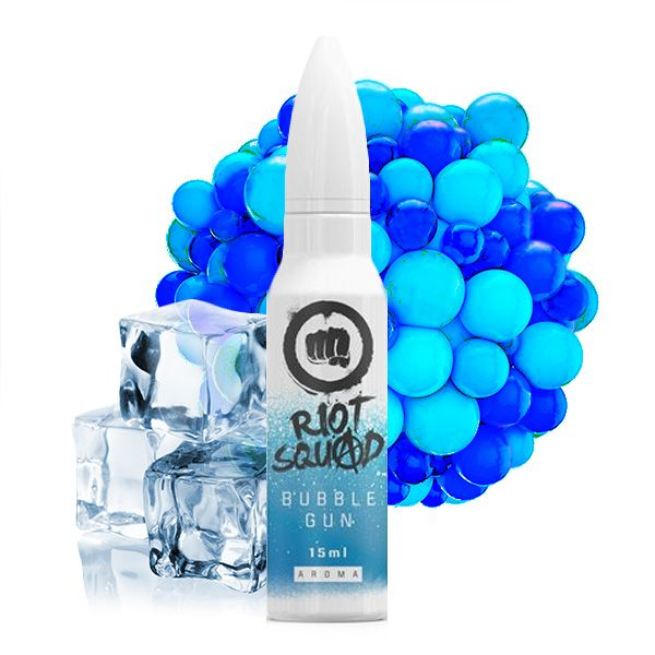 RIOT SQUAD Shots Bubble Gun Aroma 15ml