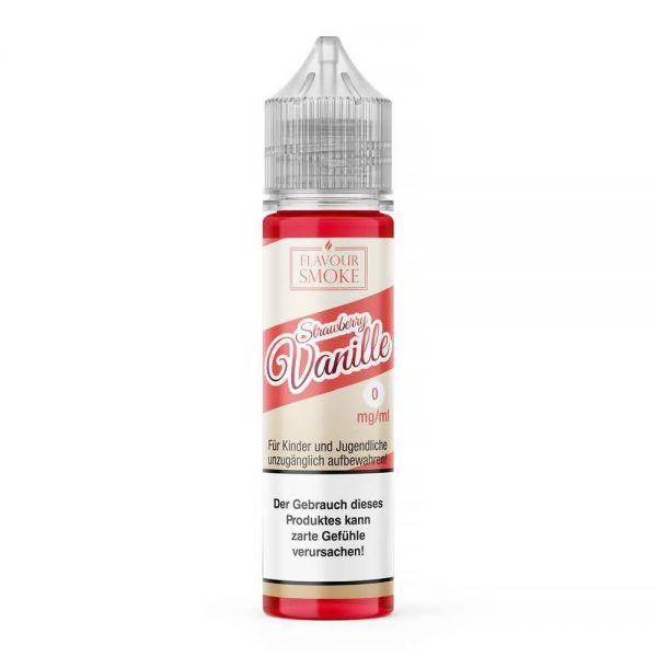 Flavour Smoke - Strawberry Vanille 20ml Mix´n Vape Aroma